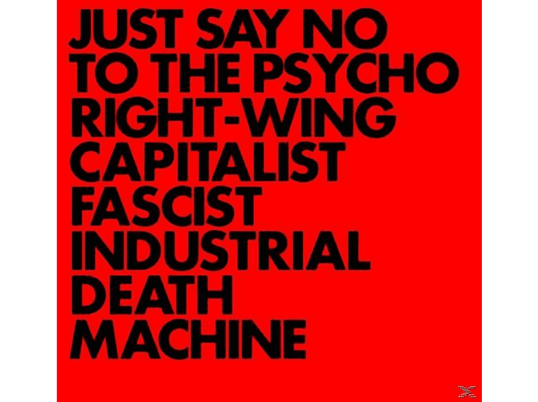Gnod - JUST SAY NO TO THE PSYCHO RIGHT-WING (...) [CD]
