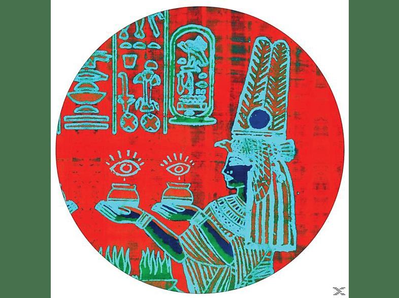 Al -meets Cairo Liberation Front- Lover - NYMPHAEA CAERULEA EP (PIC DISC) [Vinyl]