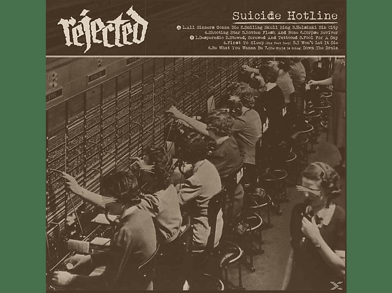 Rejected - SUICIDE HOTLINE [Vinyl]