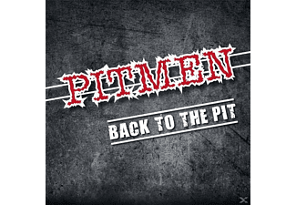 The Pitmen - BACK TO THE PIT - (CD)