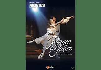 San Francisco Ballet - San Francisco Ballet - Romeo & Juliet  - (DVD)