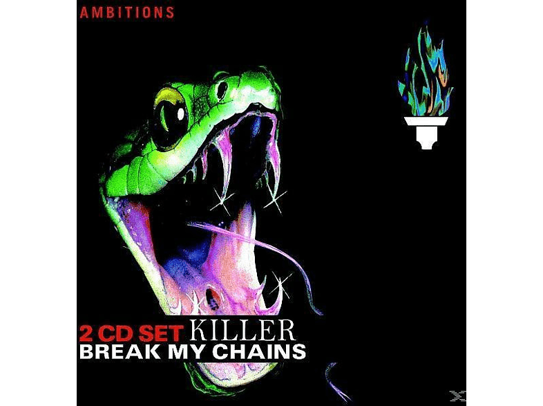 The Killer - Break My Chains [CD]