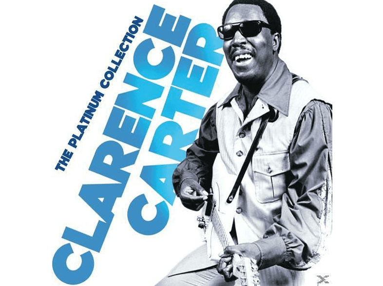 Clarence Carter - Platinum Collection, The [CD]