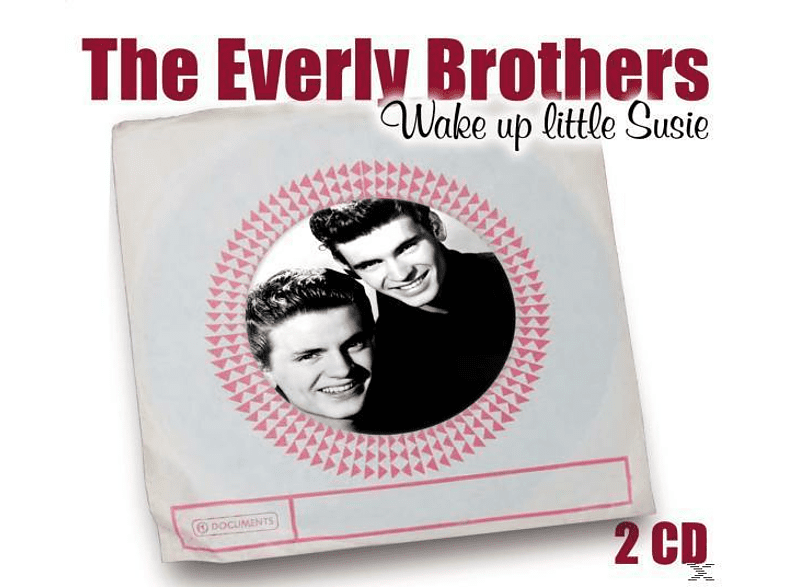 The Everly Brothers - Wake Up Little Susie [CD]