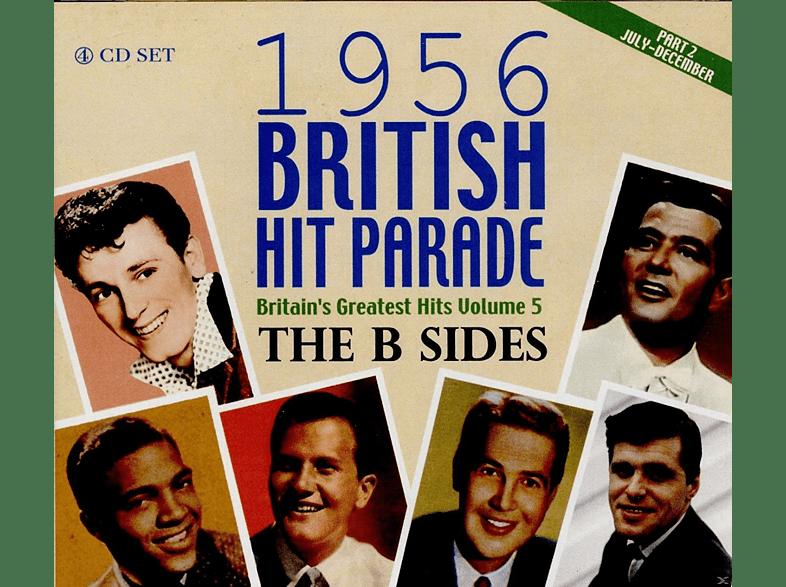 VARIOUS - The 1956 British Hit Parade The B Sides Part 2 [CD]
