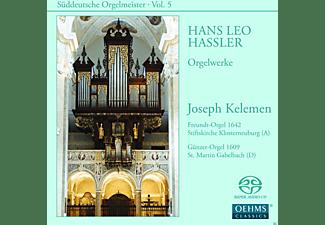 Joseph Kelemen - ORGELWERKE  - (SACD)