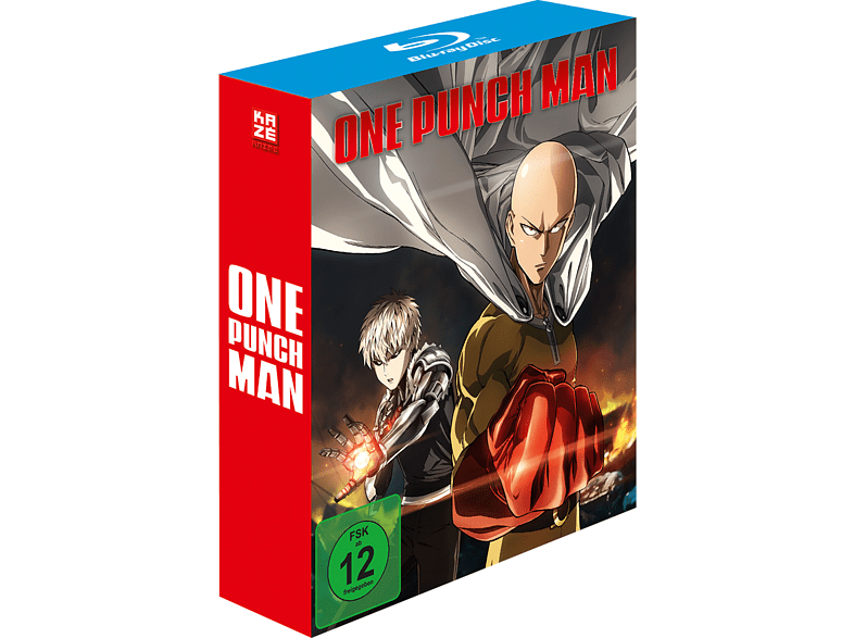 001 - One Punch Man + Sammelschuber  [Blu-ray]
