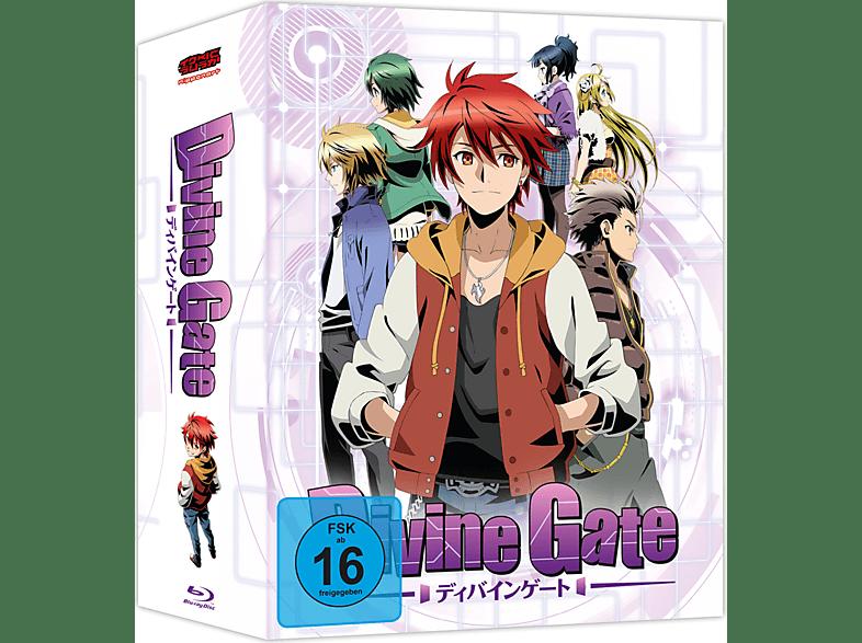 Divine Gate – Vol. 1 – Limited Edition mit Sammelbox [Blu-ray]