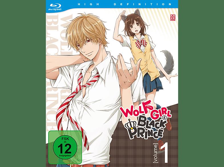 001 - Wolf Girl & Black Prince [Blu-ray]
