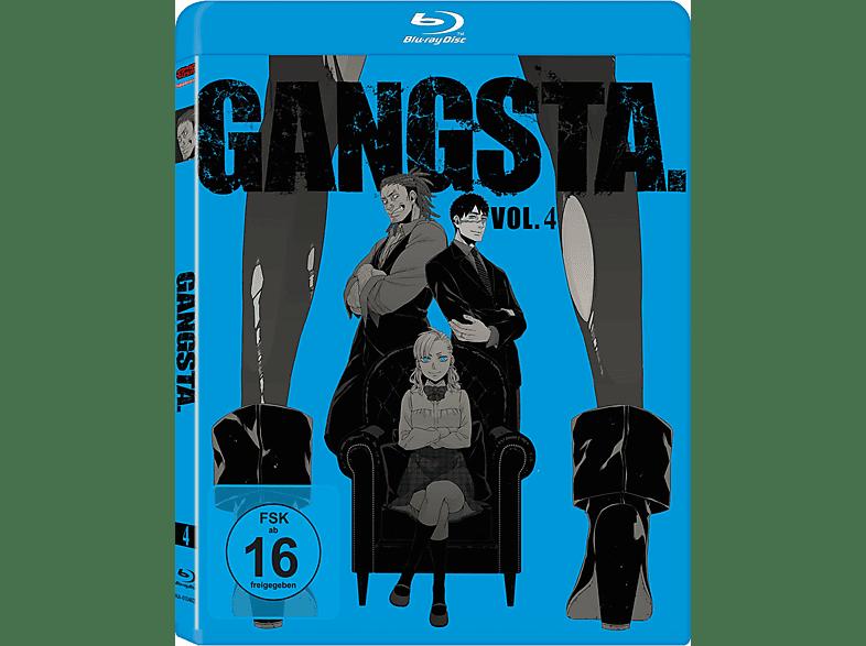 Gangsta - Vol. 4.4 (10-12) [Blu-ray]