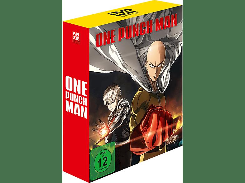 001 One Punch Man + Sammelschuber [DVD]