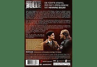 Der letzte Bulle-Staffel 5 (Basic-Version) DVD