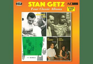 Stan Getz - Four Classic Albums  - (CD)