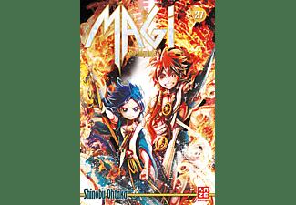 Magi – The Labyrinth of Magic – Band 27