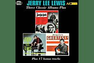 Jerry Lee Lewis - Three Classic Albums Plus [CD]