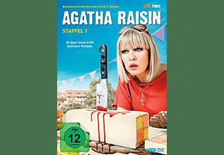 Agatha Raisin - Staffel 1 DVD