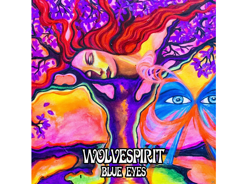 Wolvespirit - Blue Eyes (Limited Edition) [CD]