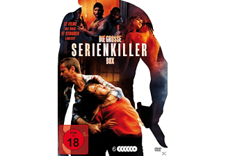Die große Serienkiller-Box DVD
