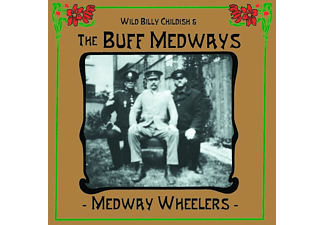 The Buff Medways - Medway Wheelers - (CD)