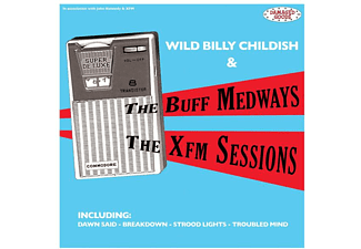 The Buff Medways - The XFM Sessions - (CD)