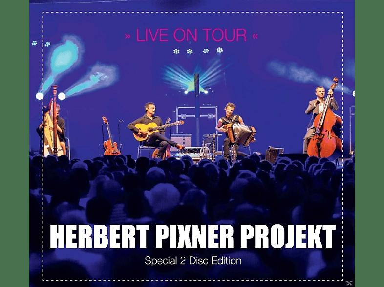 Herbert Pixner Projekt - Live on Tour (Special 2 Disc-Edition) [CD]