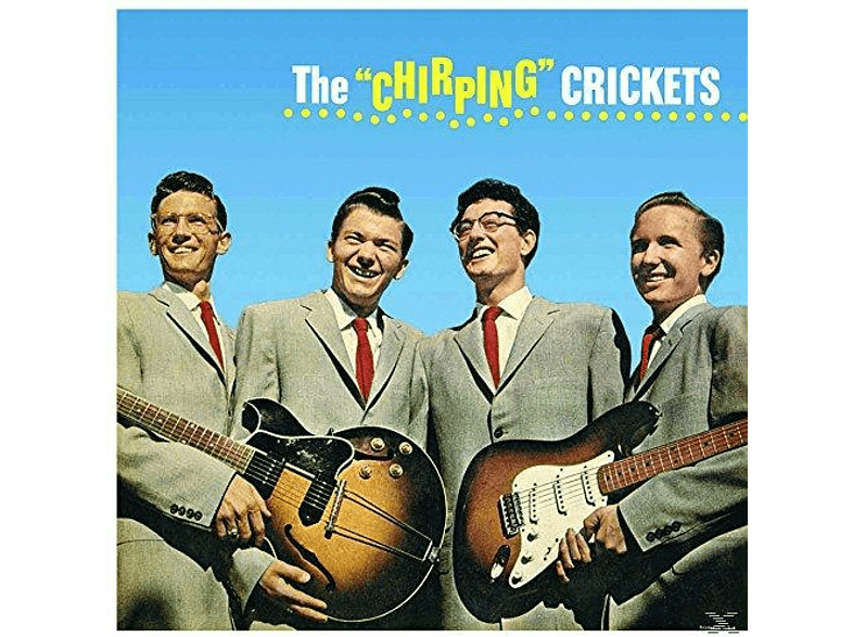 Buddy Holly - The Chirping Crickets [Vinyl]