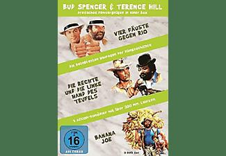 Bud Spencer & Terence Hill 3er Box DVD