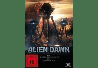 Alien Dawn DVD