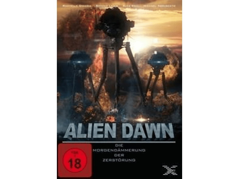 Alien Dawn [DVD]