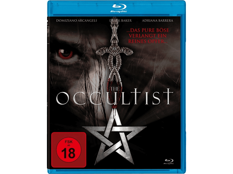 The Occultist [Blu-ray]
