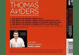 Thomas Anders - Der Beste Tag Meines Lebens  - (Maxi Single CD)
