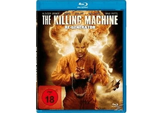 The Killing Machine - Re-Generator Blu-ray