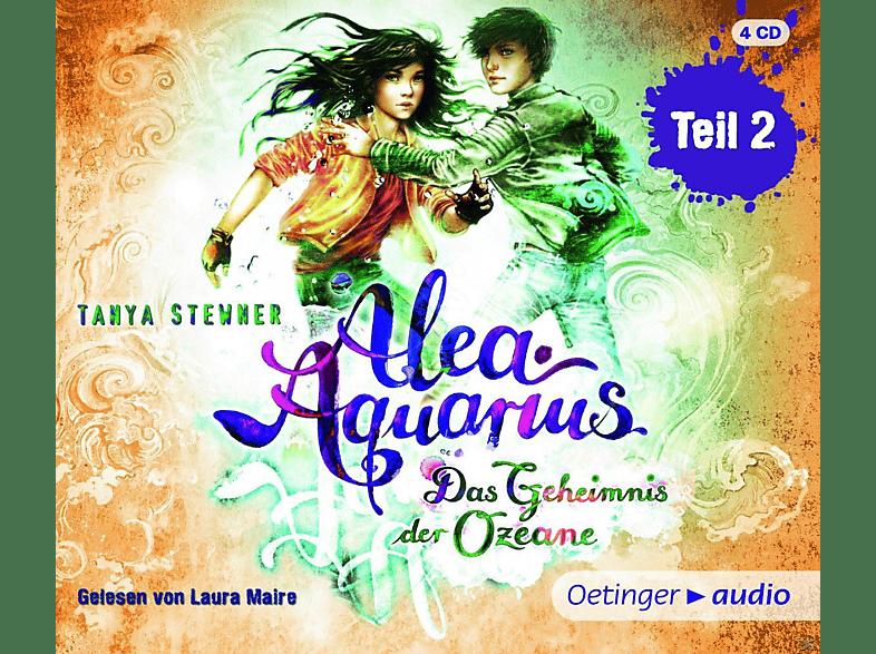 Tanya Stewner - Alea Aquarius.Das Geheimnis der Ozeane (3) Teil - (CD)