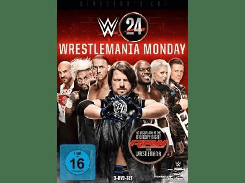 Wrestlemania Monday [DVD]