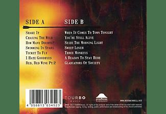 Reto Burrell - Side A & B  - (CD)