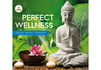 VARIOUS - Perfect Wellness-Joyful Music Therapy  - (CD)