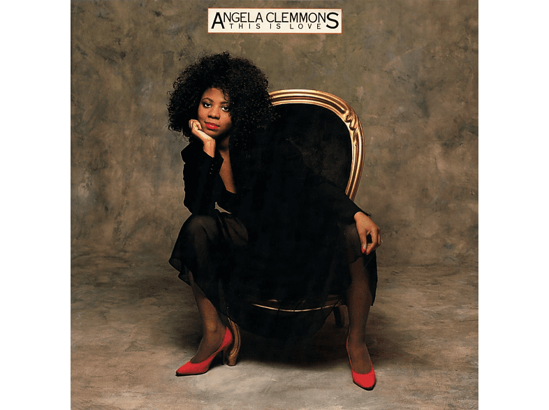 Angela Clemmons - This is it [CD]