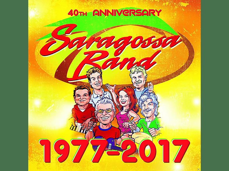 Saragossa Band - 1977-2017 (40th Anniversary Box) [CD]