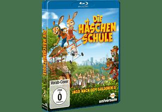 Die Häschenschule - Jagd nach dem goldenen Ei Blu-ray