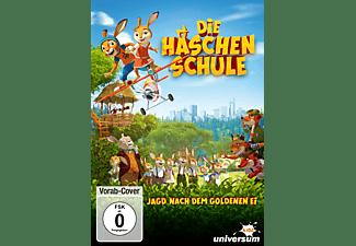 Die Häschenschule - Jagd nach dem goldenen Ei DVD