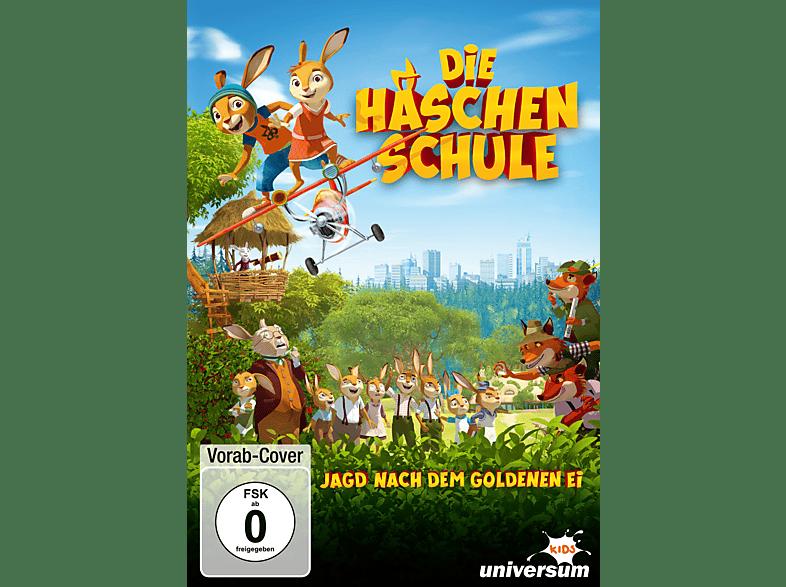 Die Häschenschule - Jagd nach dem goldenen Ei [DVD]