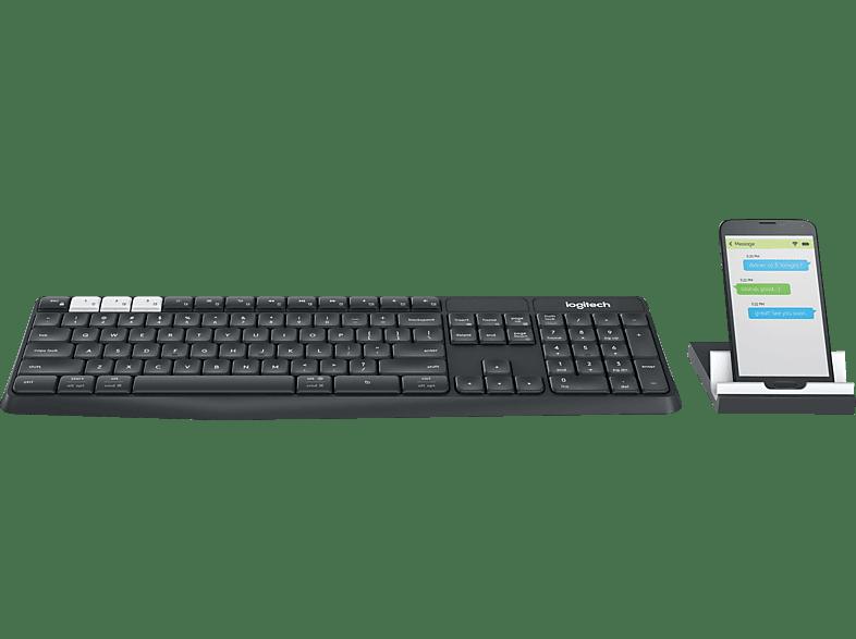 LOGITECH K375s Multi-Device Wireless, Tastatur