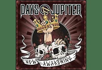 Days Of Jupiter - New Awakening (Digipak)  - (CD)