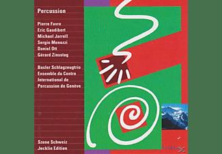Basler Schlagzeugtrio, Ensemble du CIP - Percussion  - (CD)