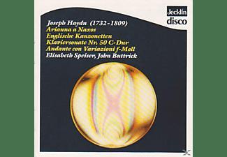 John Buttrick, Elisabeth Speiser - Cant./Canzon./Klavierson.  - (CD)