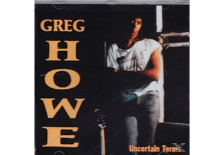 Greg Howe - Uncertain Terms  - (CD)