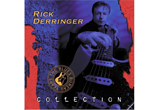 Rick Derringer - Collection:Blues Bureau Years  - (CD)