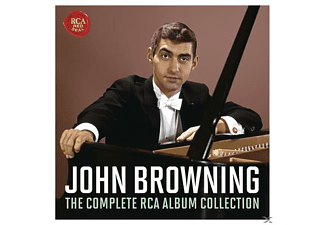 John Browning - John Browning-The Complete RCA Album Collection  - (CD)