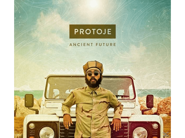 Protoje - Ancient Future [CD]