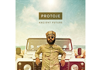 Protoje - Ancient Future  - (Vinyl)
